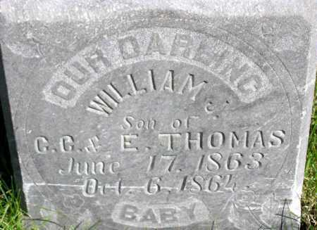 THOMAS, WILLIAM JACOB - Wasatch County, Utah | WILLIAM JACOB THOMAS - Utah Gravestone Photos