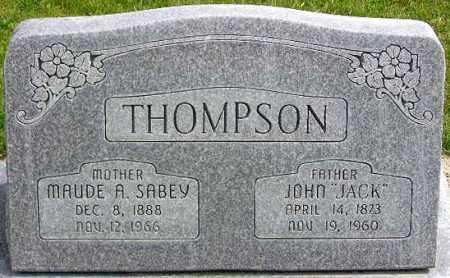 THOMPSON, JOHN STEPHEN - Wasatch County, Utah | JOHN STEPHEN THOMPSON - Utah Gravestone Photos