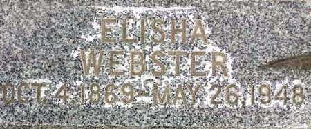 WEBSTER, ELISHA H. - Wasatch County, Utah   ELISHA H. WEBSTER - Utah Gravestone Photos