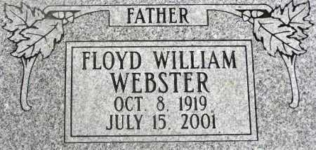 WEBSTER, FLOYD WILLIAM - Wasatch County, Utah | FLOYD WILLIAM WEBSTER - Utah Gravestone Photos