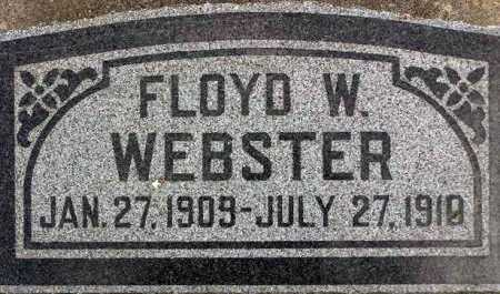 WEBSTER, FLOYD WILLIAM - Wasatch County, Utah | FLOYD WILLIAM WEBSTER - Utah Gravestone Photos