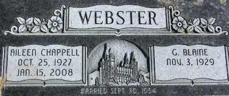 WEBSTER, AILEEN - Wasatch County, Utah | AILEEN WEBSTER - Utah Gravestone Photos