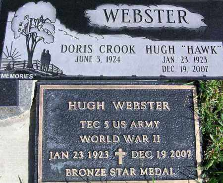 WEBSTER, DORIS - Wasatch County, Utah | DORIS WEBSTER - Utah Gravestone Photos