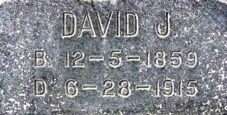 WILSON, DAVID JOHN - Wasatch County, Utah | DAVID JOHN WILSON - Utah Gravestone Photos