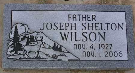 WILSON, JOSEPH SHELTON - Wasatch County, Utah | JOSEPH SHELTON WILSON - Utah Gravestone Photos