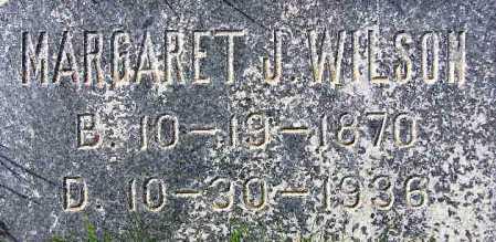 WILLETT WILSON, MARGARET JOHNSON - Wasatch County, Utah | MARGARET JOHNSON WILLETT WILSON - Utah Gravestone Photos