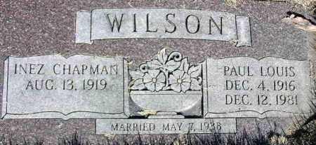 WILSON, PAUL LOUIS - Wasatch County, Utah   PAUL LOUIS WILSON - Utah Gravestone Photos