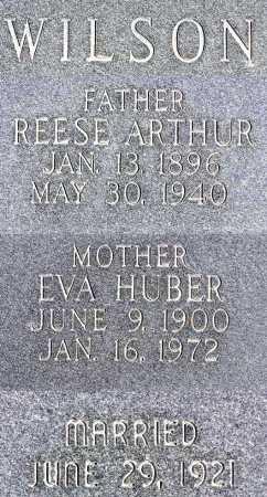 HUBER WILSON, EVA - Wasatch County, Utah | EVA HUBER WILSON - Utah Gravestone Photos