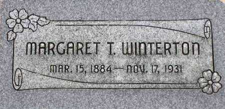 WINTERTON, MARGARET - Wasatch County, Utah | MARGARET WINTERTON - Utah Gravestone Photos
