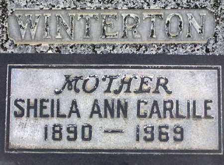 WINTERTON, SHEILA ANN - Wasatch County, Utah   SHEILA ANN WINTERTON - Utah Gravestone Photos