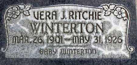 WINTERTON, BABY - Wasatch County, Utah | BABY WINTERTON - Utah Gravestone Photos