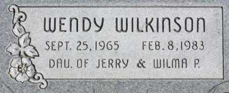 WILKINSON, WENDY - Wasatch County, Utah | WENDY WILKINSON - Utah Gravestone Photos