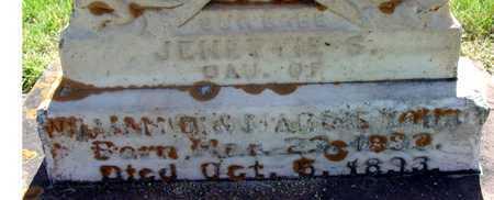 YOUNG, JENETTIE S - Wasatch County, Utah   JENETTIE S YOUNG - Utah Gravestone Photos
