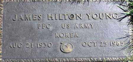 YOUNG, JAMES HILTON - Wasatch County, Utah | JAMES HILTON YOUNG - Utah Gravestone Photos