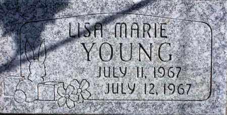 YOUNG, LISA MARIE - Wasatch County, Utah | LISA MARIE YOUNG - Utah Gravestone Photos