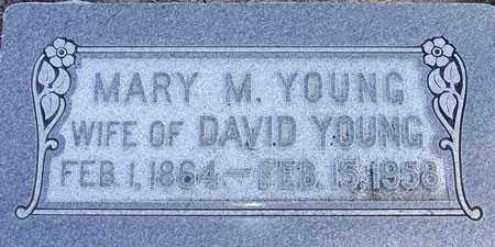 YOUNG, MARY - Wasatch County, Utah | MARY YOUNG - Utah Gravestone Photos