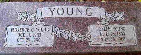 YOUNG, FLORENCE MILDRED - Wasatch County, Utah | FLORENCE MILDRED YOUNG - Utah Gravestone Photos