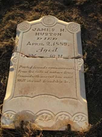 HUSTON, JAMES - Washington County, Utah | JAMES HUSTON - Utah Gravestone Photos