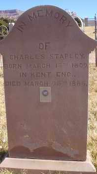 STAPLEY, CHARLES - Washington County, Utah | CHARLES STAPLEY - Utah Gravestone Photos