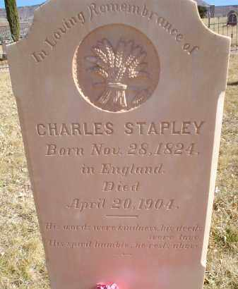 STAPLEY, CHARLES, JR. - Washington County, Utah   CHARLES, JR. STAPLEY - Utah Gravestone Photos