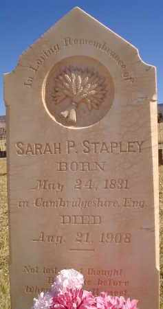 PARKINSON STAPLEY, SARAH - Washington County, Utah | SARAH PARKINSON STAPLEY - Utah Gravestone Photos