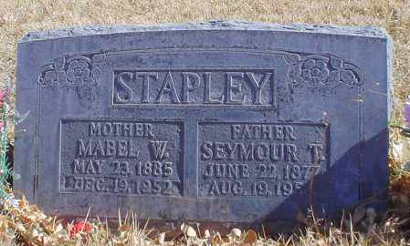STAPLEY, MABEL ELLEN - Washington County, Utah | MABEL ELLEN STAPLEY - Utah Gravestone Photos