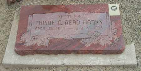 HANKS, THISBE QUILLEY - Wayne County, Utah | THISBE QUILLEY HANKS - Utah Gravestone Photos