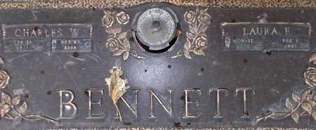 BENNETT, CHARLES WILLIAM - Weber County, Utah   CHARLES WILLIAM BENNETT - Utah Gravestone Photos