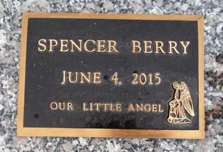 BERRY, SPENCER - Weber County, Utah | SPENCER BERRY - Utah Gravestone Photos