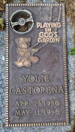 CASTORENA, YOLIE - Weber County, Utah   YOLIE CASTORENA - Utah Gravestone Photos