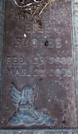 FLORES, ERIC - Weber County, Utah | ERIC FLORES - Utah Gravestone Photos