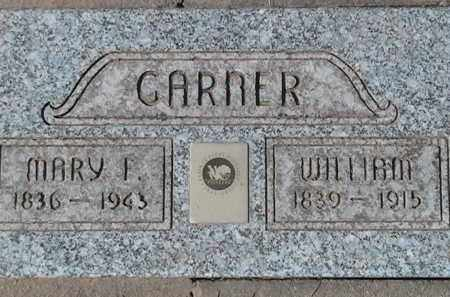 GARNER, WILLIAM - Weber County, Utah | WILLIAM GARNER - Utah Gravestone Photos