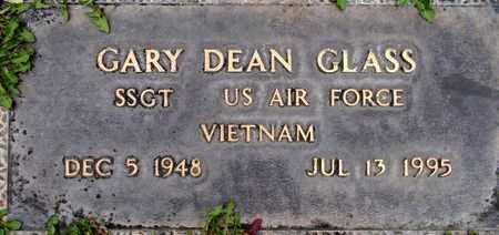 GLASS, GARY DEAN - Weber County, Utah | GARY DEAN GLASS - Utah Gravestone Photos