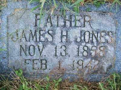 JONES, JAMES HENRY - Weber County, Utah   JAMES HENRY JONES - Utah Gravestone Photos