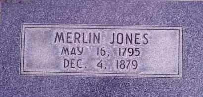 JONES, MERLIN - Weber County, Utah | MERLIN JONES - Utah Gravestone Photos