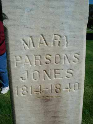 JONES, MARY - Weber County, Utah   MARY JONES - Utah Gravestone Photos