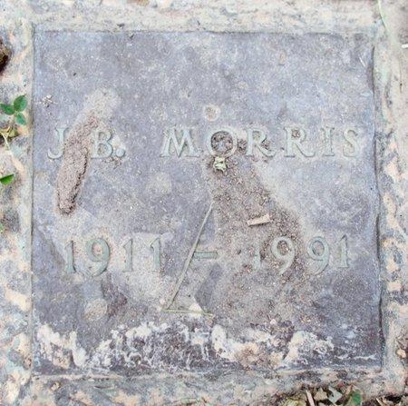 MORRIS, JOHN B - Weber County, Utah | JOHN B MORRIS - Utah Gravestone Photos