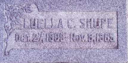 SHUPE, LUELLA - Weber County, Utah | LUELLA SHUPE - Utah Gravestone Photos