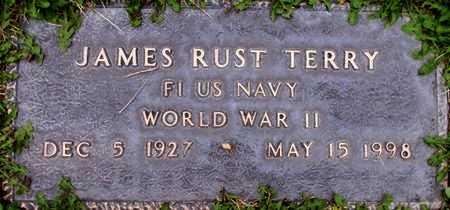 TERRY, JAMES RUST - Weber County, Utah | JAMES RUST TERRY - Utah Gravestone Photos