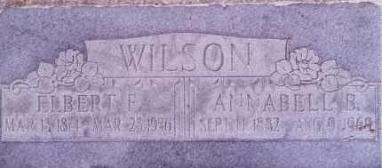 BROWN, ANNABELL - Weber County, Utah   ANNABELL BROWN - Utah Gravestone Photos