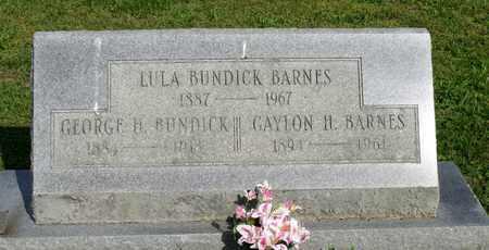 DIX BARNES, LULA - Accomack County, Virginia | LULA DIX BARNES - Virginia Gravestone Photos