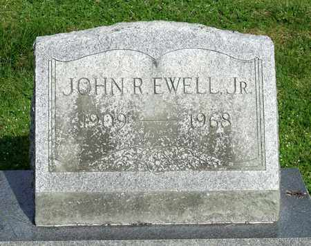 EWELL, JOHN R. JR. - Accomack County, Virginia | JOHN R. JR. EWELL - Virginia Gravestone Photos