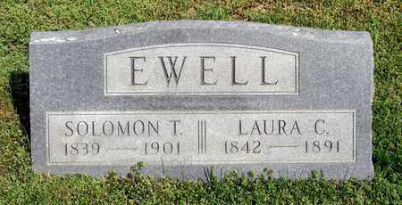 EWELL, SOLOMON T. - Accomack County, Virginia   SOLOMON T. EWELL - Virginia Gravestone Photos