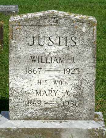 SMALL JUSTIS, MARY ANNIE - Accomack County, Virginia | MARY ANNIE SMALL JUSTIS - Virginia Gravestone Photos