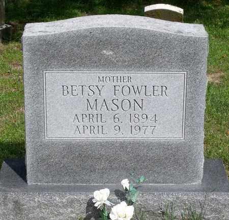 MASON, BETSY - Accomack County, Virginia   BETSY MASON - Virginia Gravestone Photos