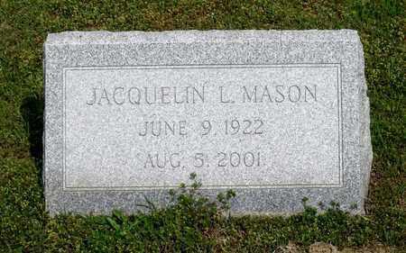 MASON, JACQUELIN L. - Accomack County, Virginia | JACQUELIN L. MASON - Virginia Gravestone Photos