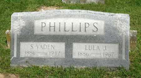 PHILLIPS, LULA J. - Accomack County, Virginia | LULA J. PHILLIPS - Virginia Gravestone Photos