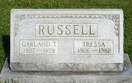 RUSSELL, TRESSA - Accomack County, Virginia | TRESSA RUSSELL - Virginia Gravestone Photos