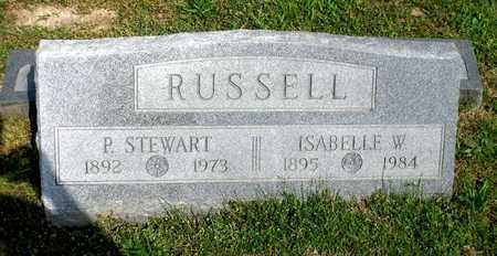 RUSSELL, PRESTON STEWART - Accomack County, Virginia | PRESTON STEWART RUSSELL - Virginia Gravestone Photos
