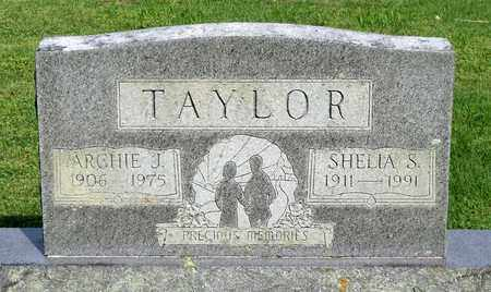 TAYLOR, ARCHIE J. - Accomack County, Virginia | ARCHIE J. TAYLOR - Virginia Gravestone Photos